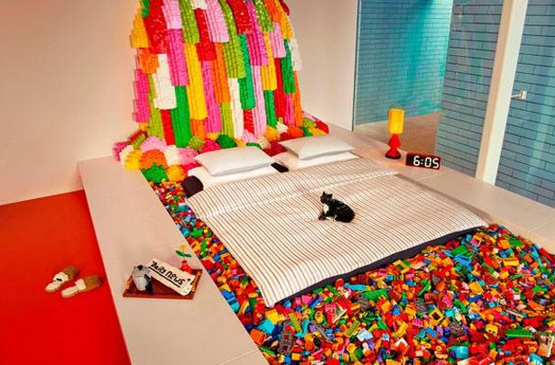 Lego-slaapkamer – BouwTotaal