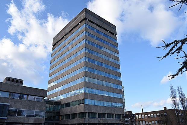 stadhuistoren eindhoven circulair 'opgeruimd' – bouwtotaal