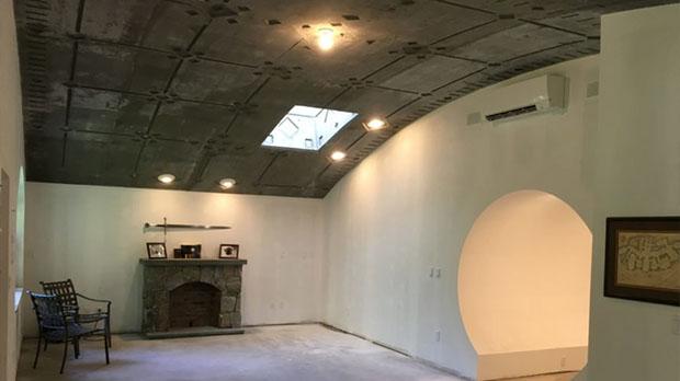 Karakteristieke Gewelfde Plafonds : Hobbit huisje bouwen u2013 bouwtotaal