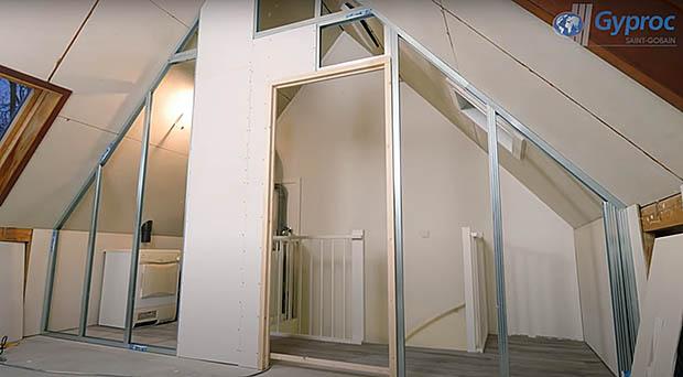 Wonderbaar Zolder verbouwen tot slaapkamer – BouwTotaal WP-24