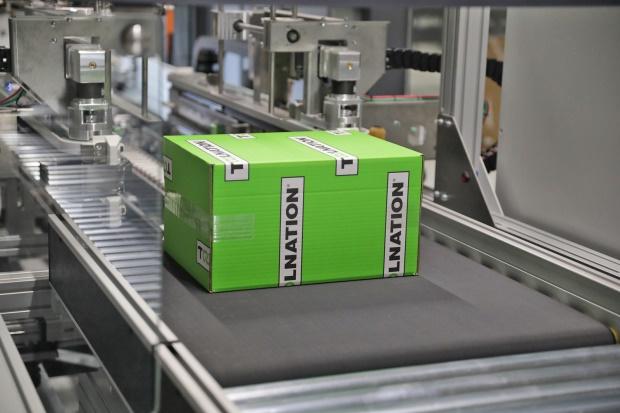 inpak machine